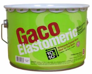 Gaco Western's GacoElastomeric Silicone Roof Coating