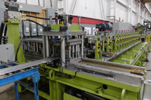 Samco Machinery introduces the Hands-Free Multi-Product Roll Forming Line, a high-performance line engineered for the specific needs of customers producing multiple profiles.