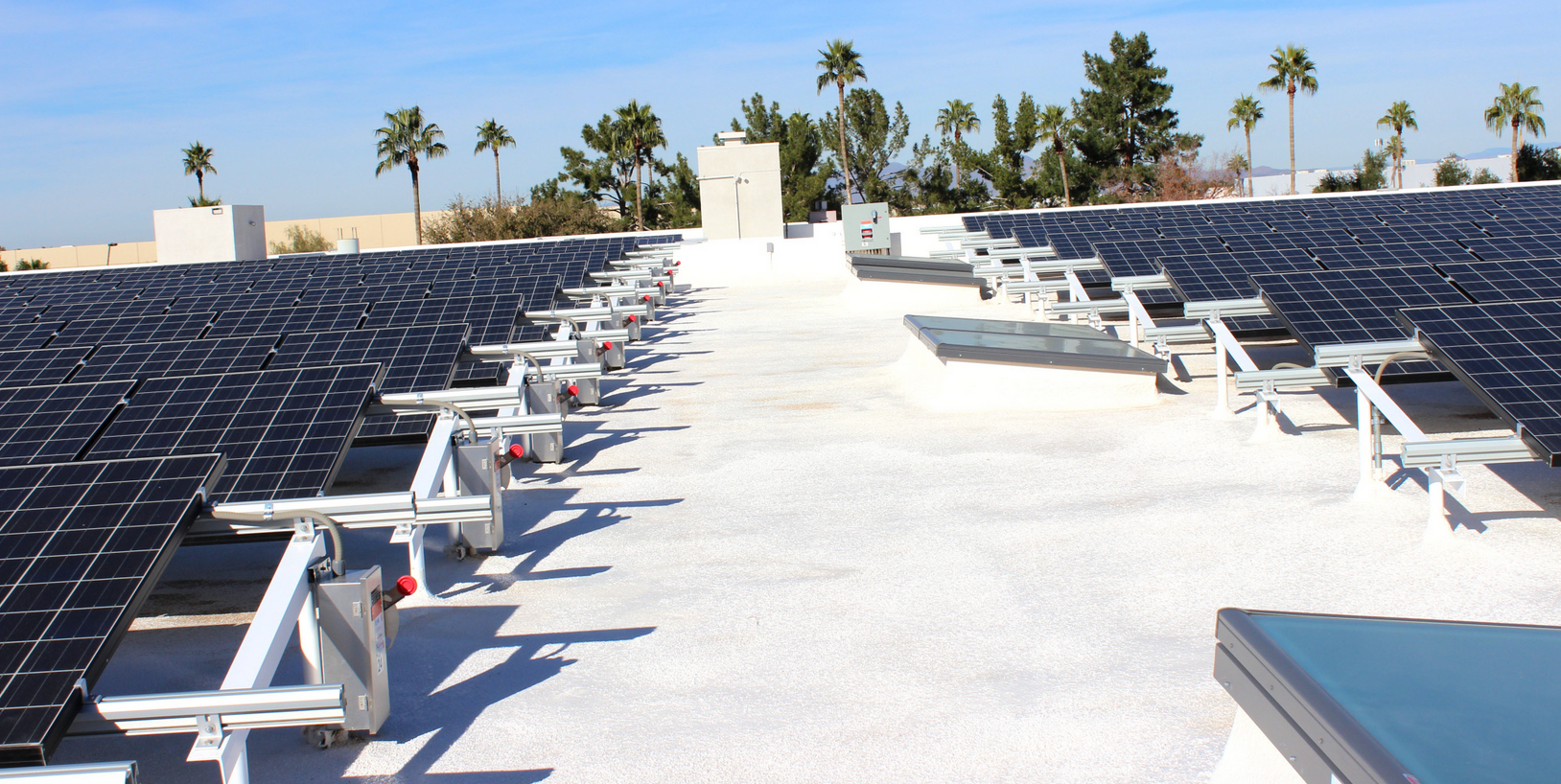 Spray polyurethane foam and photovoltaic systems are increasingly utilized together as a joint solution for energy savings.