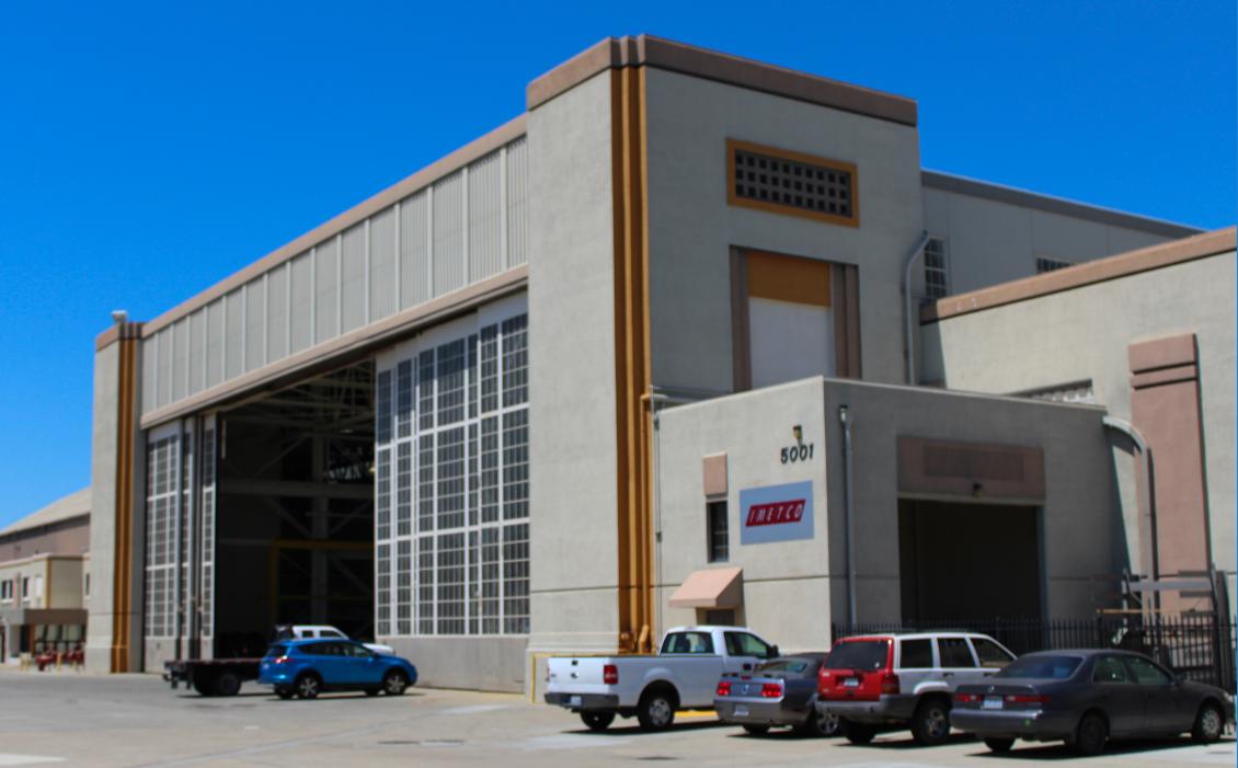 IMETCO opens manufacturing facility in Sacramento.