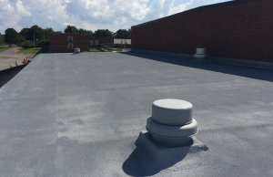 LaPolla SPF Foam-Lok 2.8 and LaPolla Silicone Thermo-Sil 2200 were used on this project.