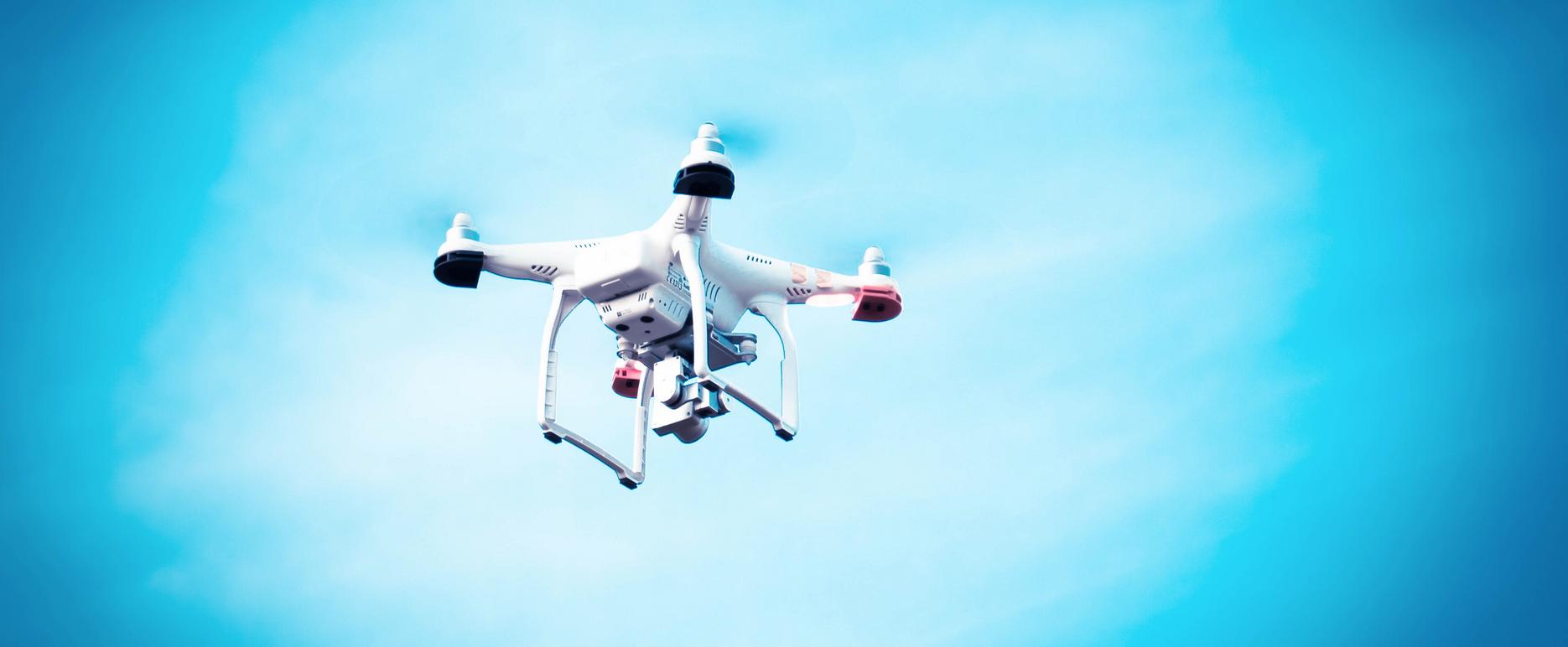 drones regulations construction