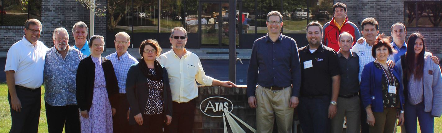 ATAS International welcomes product distributors from several countries to the ATAS headquarters.