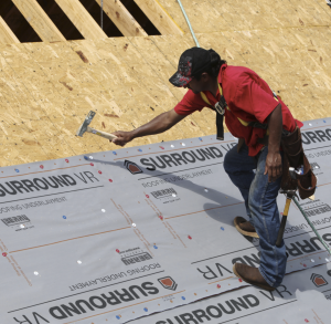 Based on contractor demand, Berry Plastics Co., the makers of the TYPAR Weather Protection System, launched Surround VR Underlayment, a synthetic roofing underlayment.