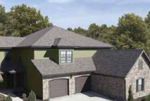 The Vista Nexgen architectural shingle is fortified for enhanced granule adhesion and extreme weather protection.