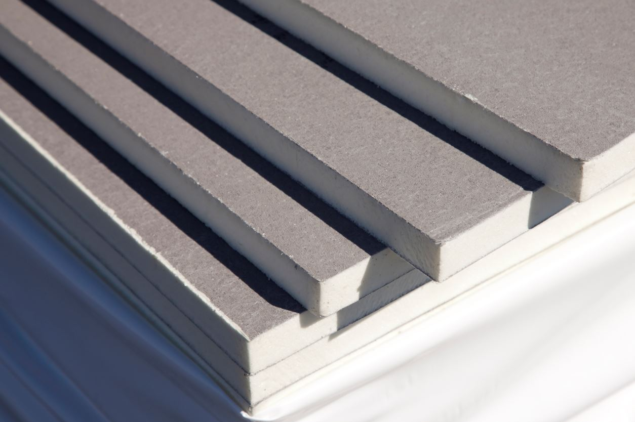 Polyiso insulation is environmentally-friendly and requires 85 percent less embodied energy to manufacture.