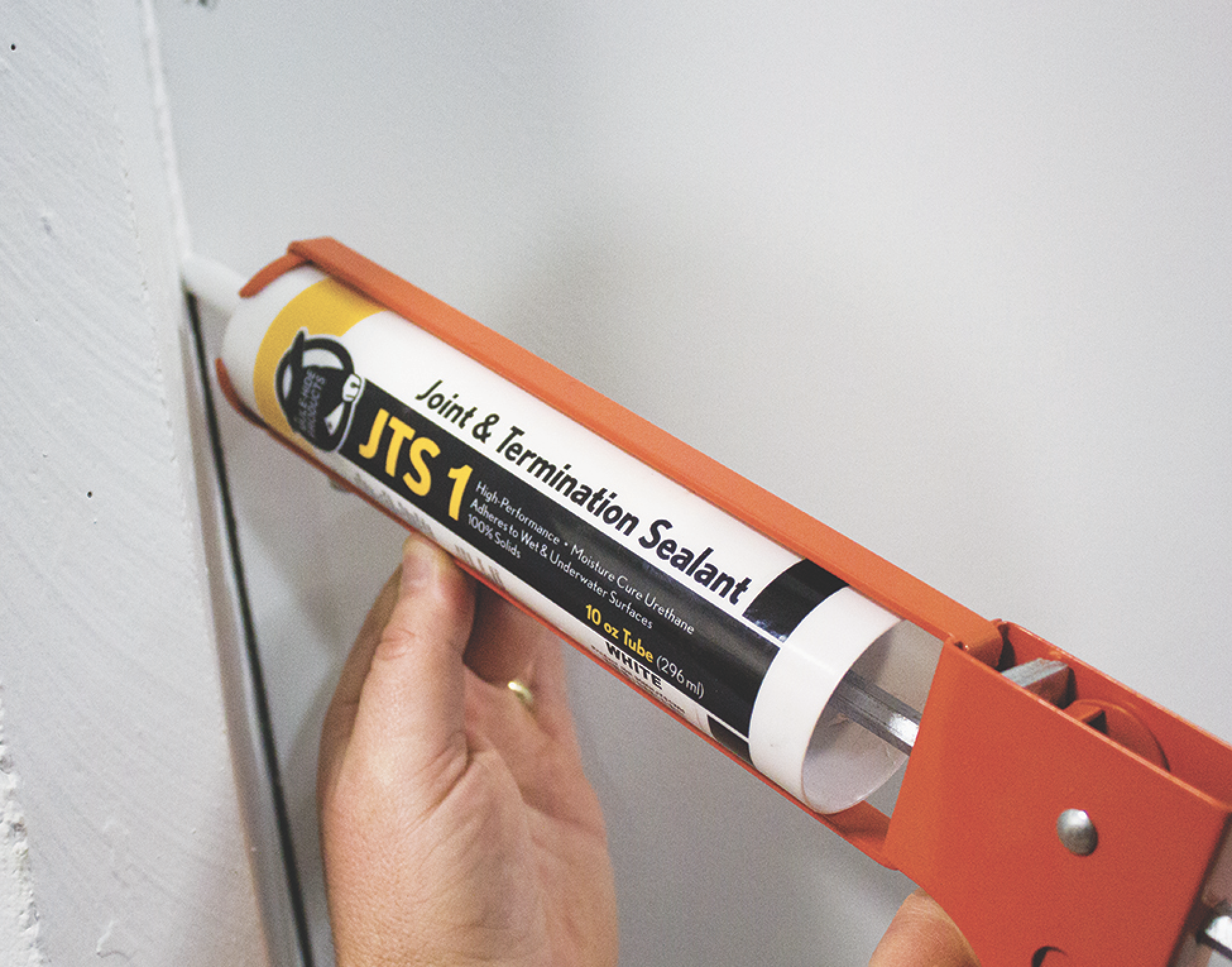 JTS 1joint and termination sealant fromMule-Hide Products Co.