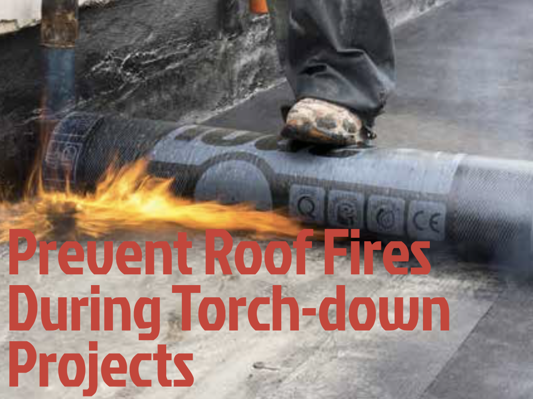 Torch-Down Safety