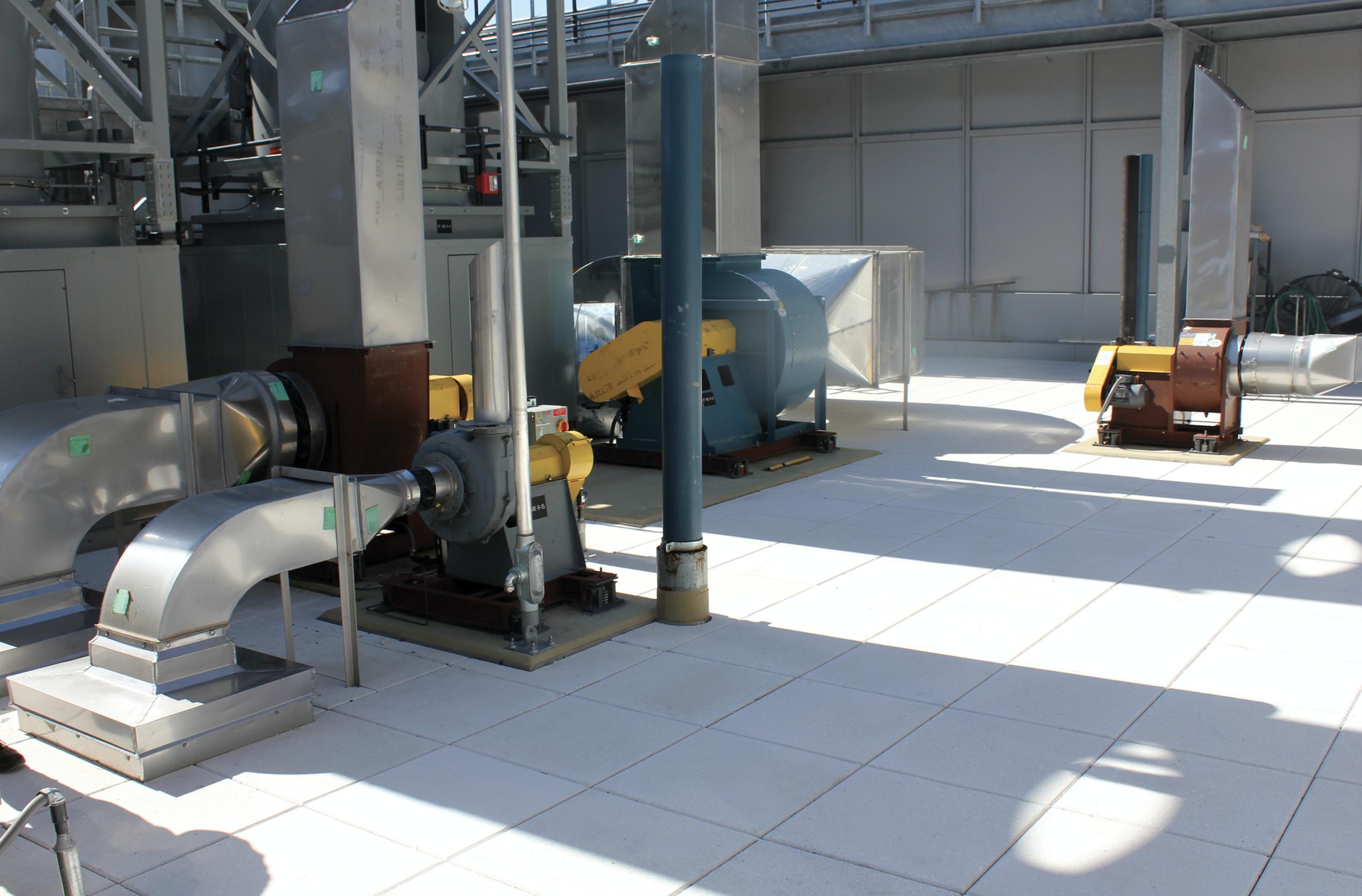 Kemper System Belfer Medical Research Building