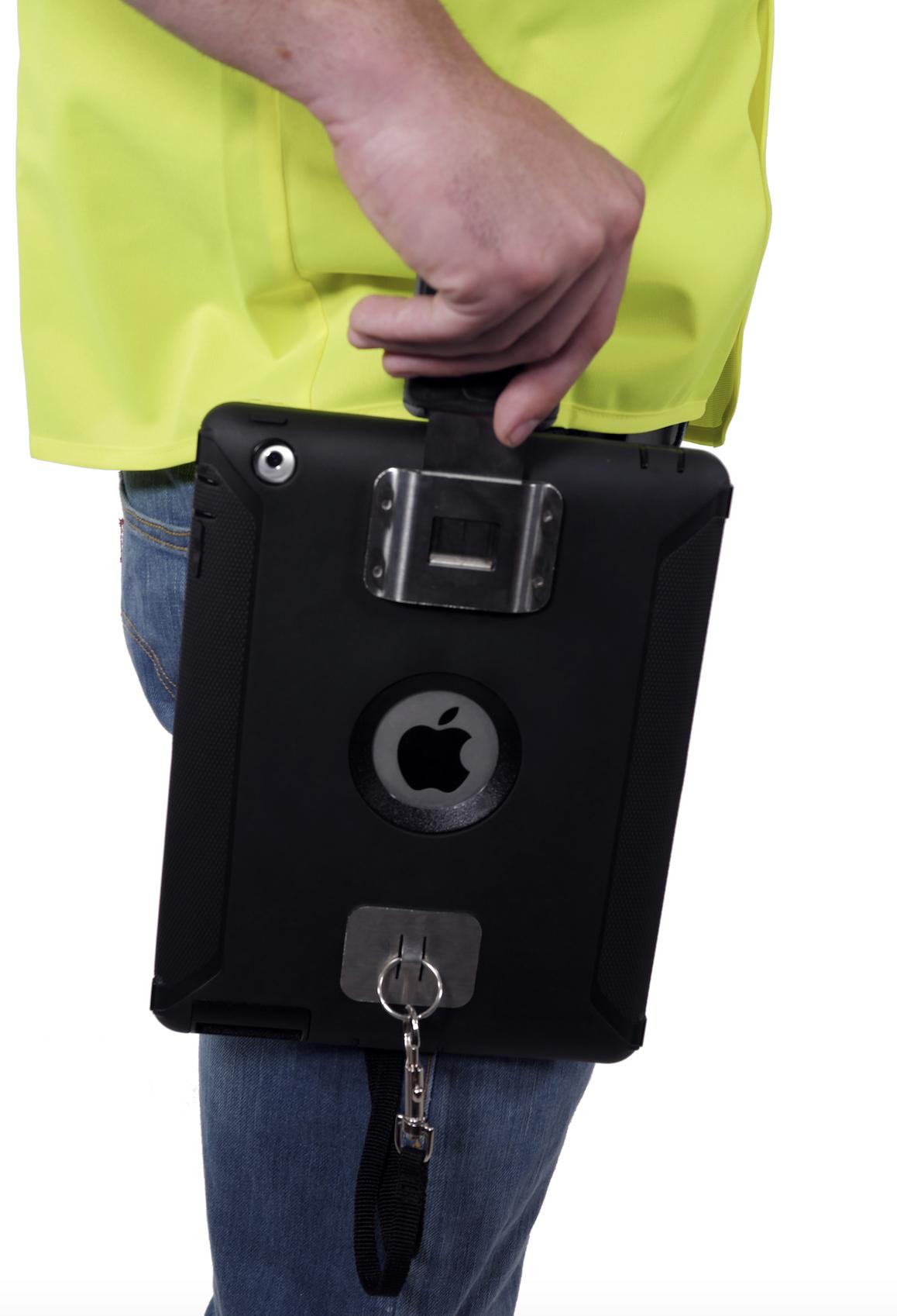 Runnur tablet clip