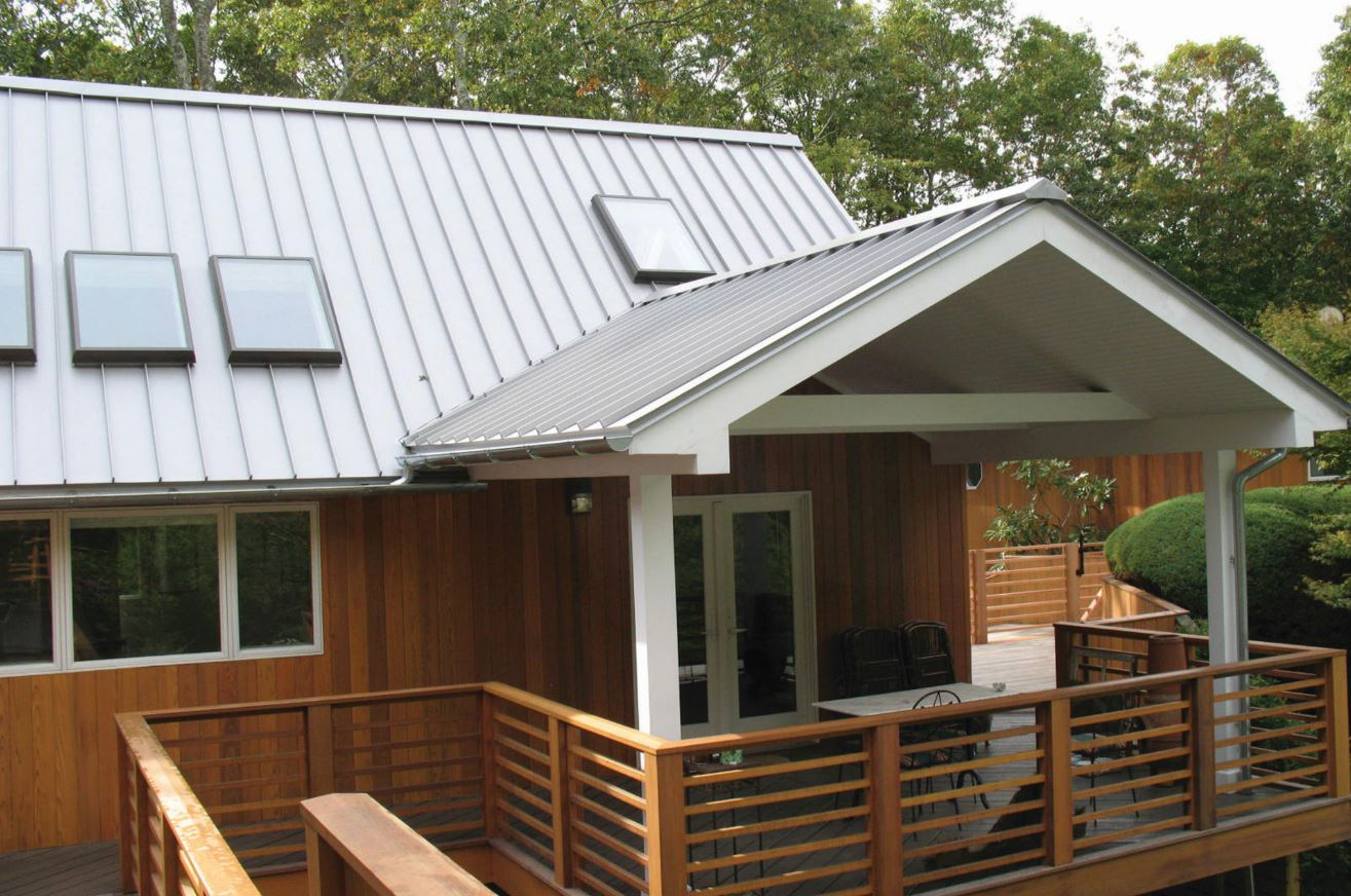 Standing Seam Metal Roof Archives Roofing