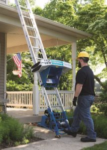 A platform hoist can decrease the risk of injuries, minimize OSHA infractions, prevent accidents and reduce worker fatigue.