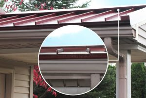 ATAS pre-notched trims and flashing are consistent dimensionally and provide an aesthetically pleasing final installation.