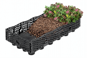 American Hydrotech introduces the InstaGreenGT-4 pre-vegetated tray
