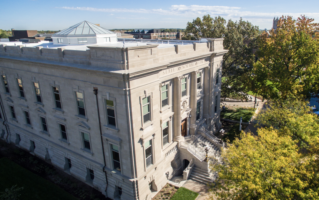 Preserving History At Indiana State University Roofing