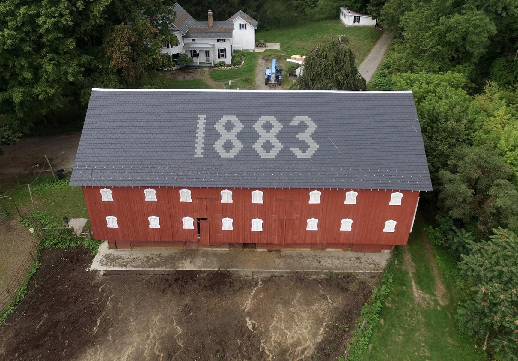 1883 Barn
