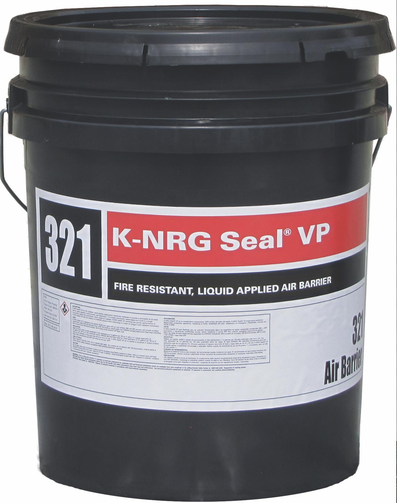 KARNAK launches K-NRG Seal VP