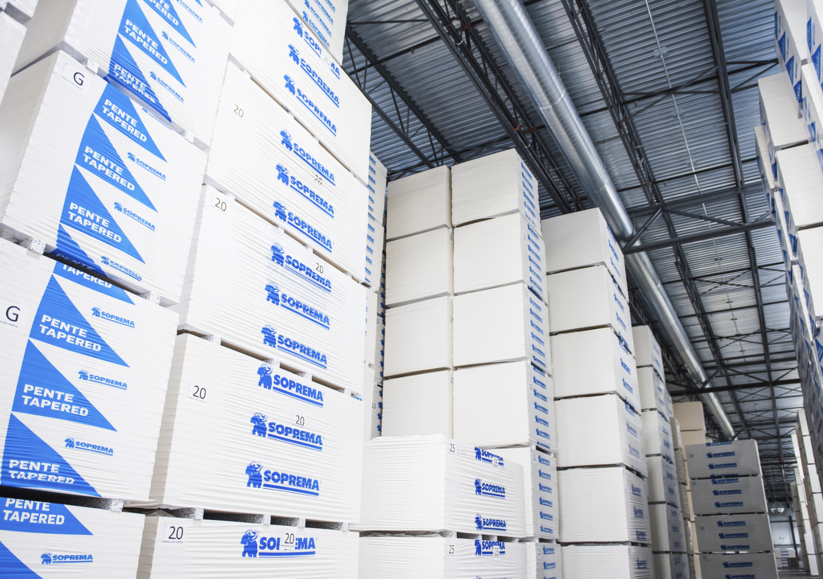 Proper Storage And Handling Of Polyiso Insulation Roofing
