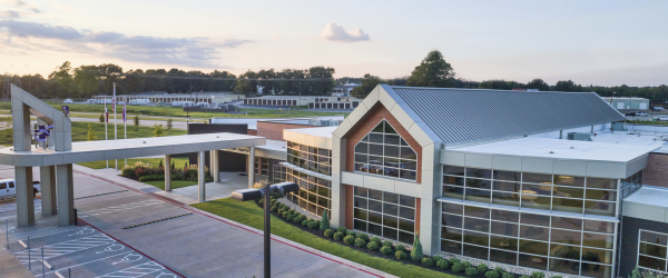 Metal Roof and Wall Panels Add Sleek, Modern Look to New Medical Complex