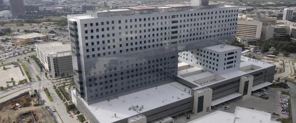 The New Parkland Hospital Is Already a Dallas Landmark