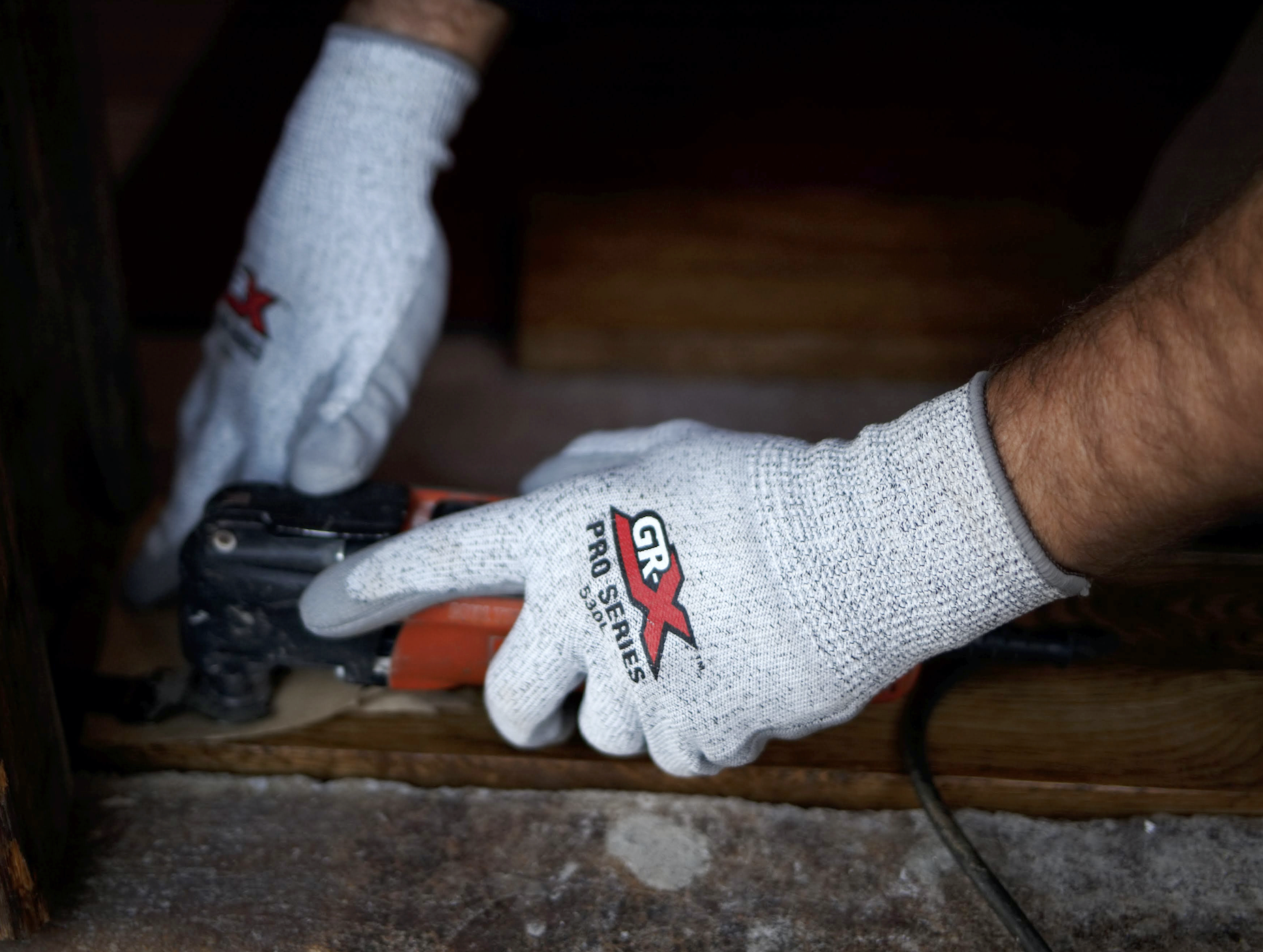 PrimeSource Building Products Offers GRX Gloves A Brand New Line Of Quality Designed With Levels Comfort And Fit In Mind To Promote Hand
