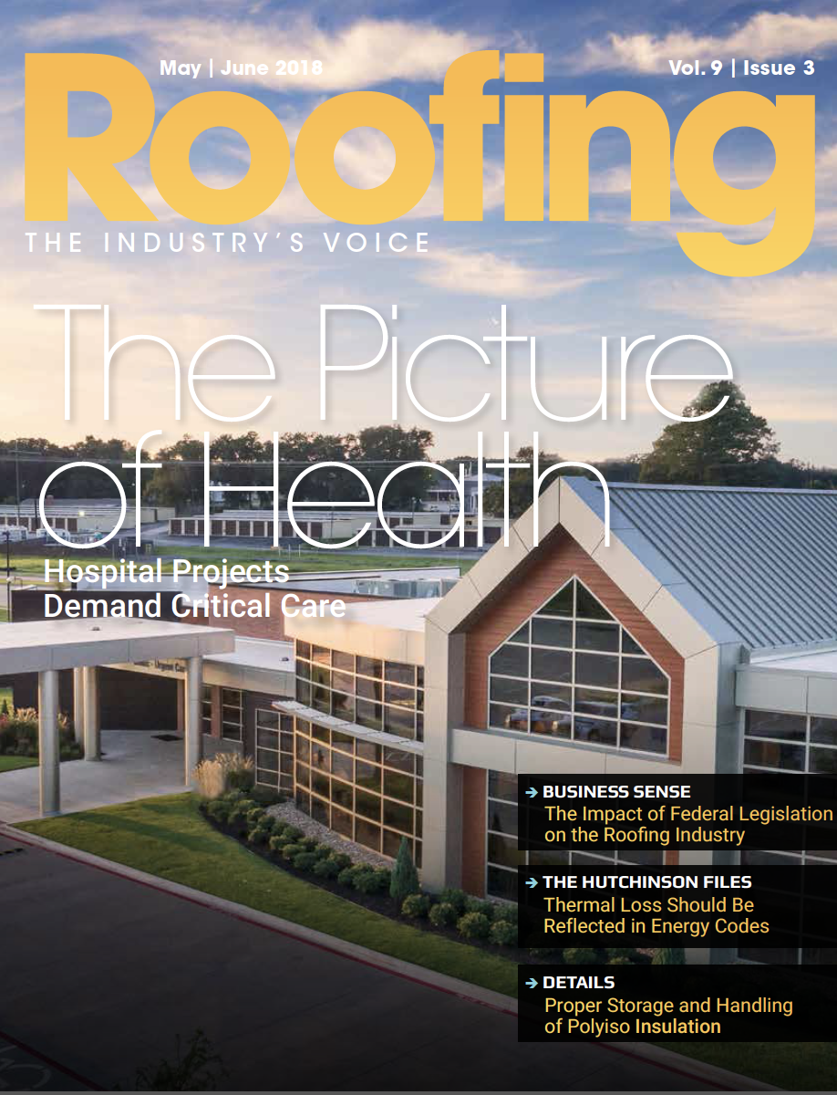 Roofing May/June 2018