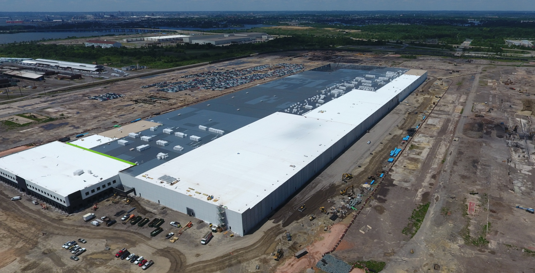 Commercial Roofing Contractor Flexes Its Muscles On 1 3 Million