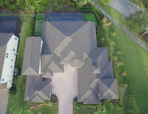 Asphalt Roof System Helps Protect Home Against The