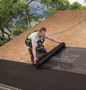RhinoRoof Granulated Self-Adhered Roofing Underlayment
