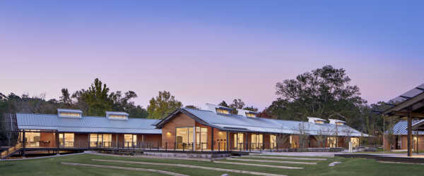 Challenges With Metal Roof, Manpower Overcome at Alabama School