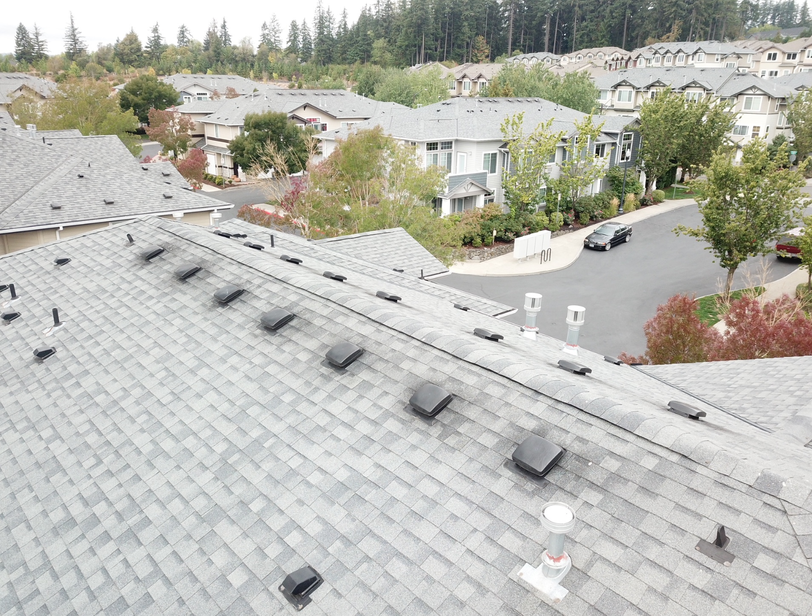 Fact Or Fiction Mixing Exhaust Vent Types Is Problematic Roofing