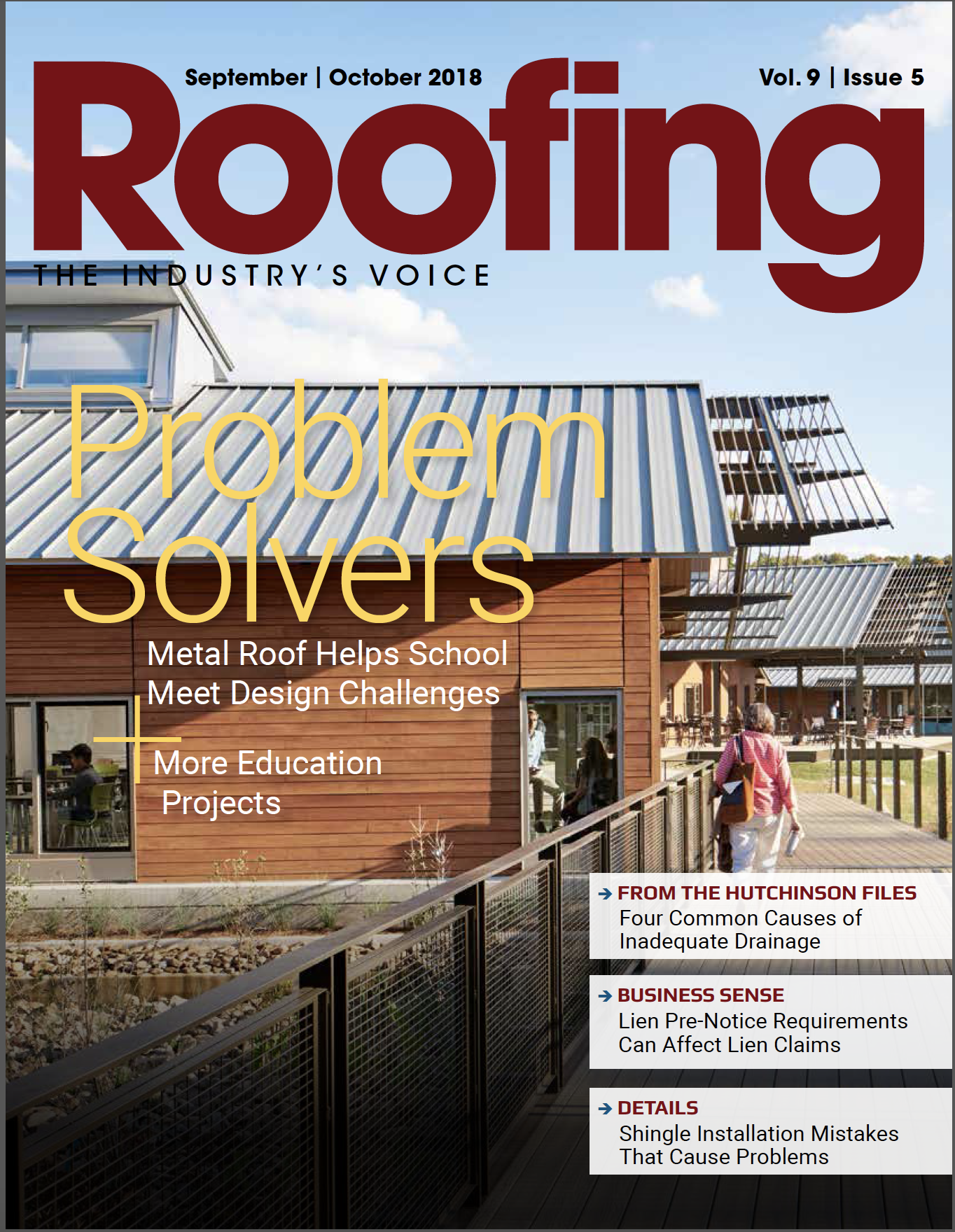 Roofing September/October 2018