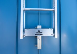SeamSAFE ladder attachment
