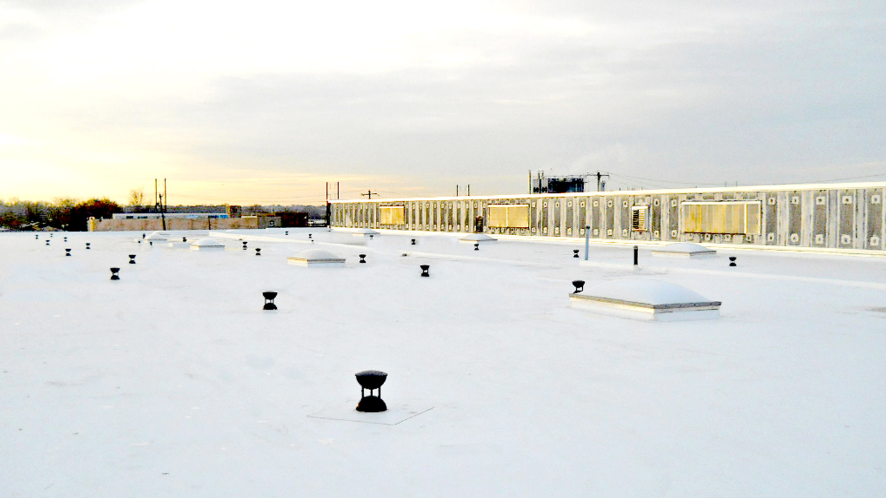 Carlisle SynTec Systems introduces the VacuSeal Vent Secured Roofing System