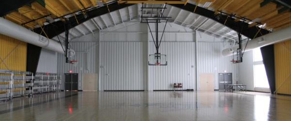 Insulated Metal Panels Lend New Rec Center Weather and Fire Performance