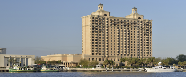 Contractor Overcomes Challenging Logistics to Re-Roof 16-Story Westin Savannah
