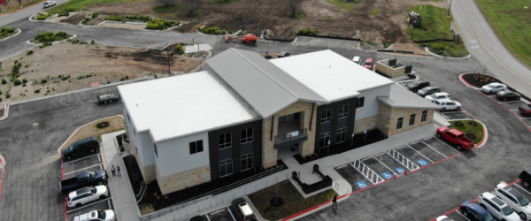 Contractor Has the Right Prescription for Medical Office Building