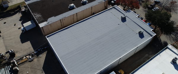 Roof of Texas Business Gets New Life After Hailstorm
