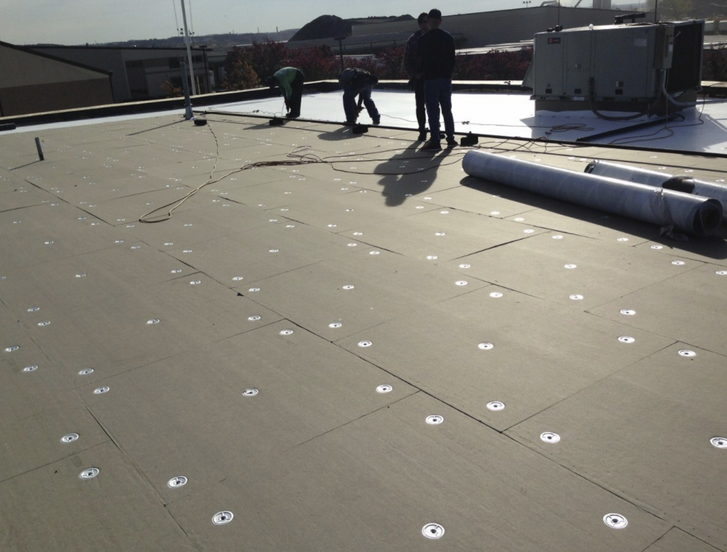 Tapered Insulation Can Prevent Ponding On Low Slope Roofs