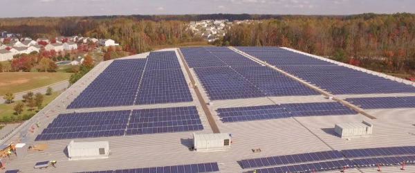 A Talented Team and the Right Products Secure Massive 1.32 MW Solar Array