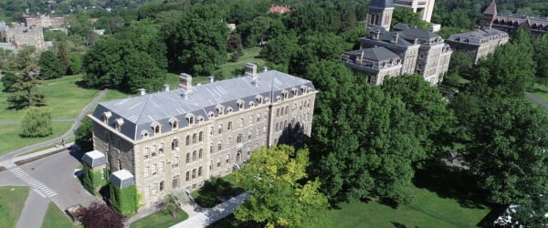 Cornell University Restoration Project Puts Team to the Test
