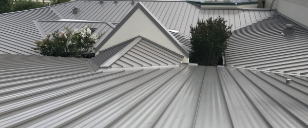 Carefully Engineered Metal Roof System Now Protects Cancer Center