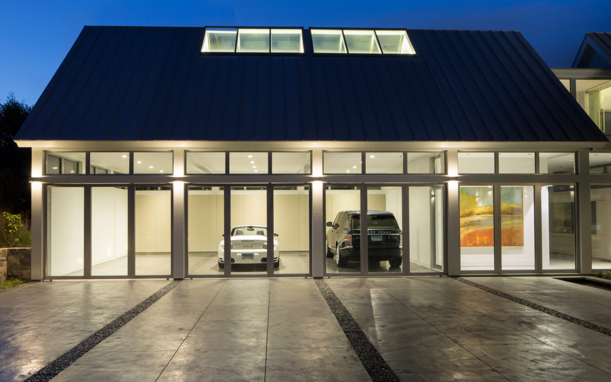 Skylight Design Lets Glass Take The Spotlight Roofing