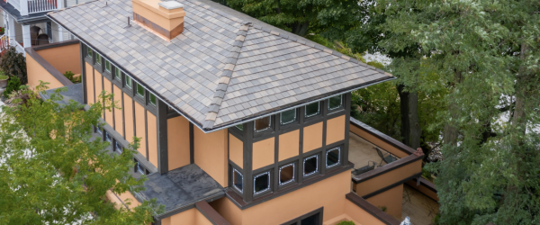 Re-Roofing a Frank Lloyd Wright Home