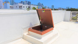 The BILCO Company announces additional standard-sized roof hatches that are approved for hurricane and wind resistance by the Miami-Dade County Building Code Compliance Office and Florida Building Commission.