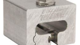 Dynamic Fastener introduces new two-piece clamps for standing seam metal roofs, the DC-TS2 and DC-ZR2.