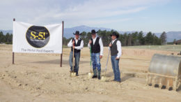 S-5! Holds Groundbreaking Ceremony for New Office Campus