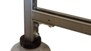 Green Link Engineering's Knucklehead Stanchions and new Mechanical Support Products
