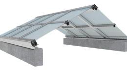 SKYGARD 3700 skylight system from EXTECH