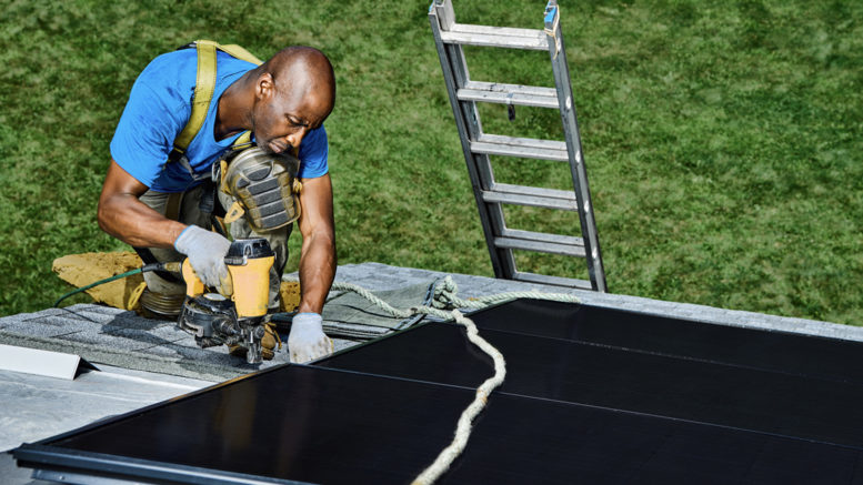 RAISE the Roof Act: A Solar Bill That Works for Roofers